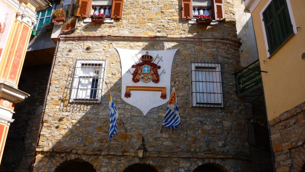 Palazzo dei Monaci di Seborga